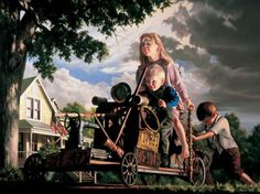 *Up and Over...Bob Byerley