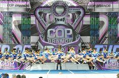 Cheer Jumps Tigres Uanl Cheerleader Universidad Autnoma de Nuevo Leon  Cop Vallarta 2013