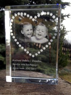 Crystal gift Grandma Birthday Best Grandma by Crystals3DEngraving