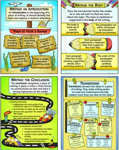 Three of the posters in this set teach and reinforce students' understanding of…