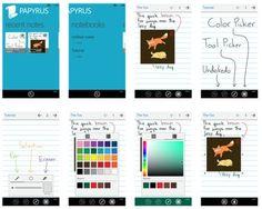 Android App Scrivere come sulla Carta con Telefoni e Tablet ( clicca l'immagine x leggere il post )
