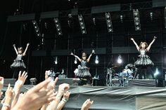 【ROCK+IN+JAPAN+FESTIVAL+2016】BABYMETAL+ライブレポ+(ローチケHMV)