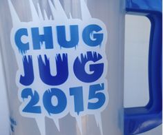 Welcome to the Chug Life! Grab a 2015 Chug Jug from any Cumberland Farms store and enjoy $0.49 cent refills on Chill Zone frozen and fountain drinks all summer long!