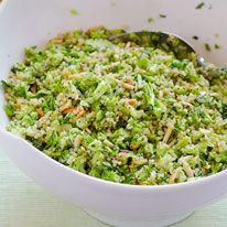 Broccoli Quinoa Salad Recipe - iFOODreal   Delicious Clean Eating Recipes