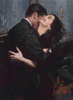 Romantic Encounters Paintings by Fabian Perez – Fubiz Media painting media Romantic Encounters Paintings by Fabian Perez Fabian Perez, Romantic Paintings, Beautiful Paintings, Romantic Drawing, Art Romantique, Art Amour, Renaissance Kunst, Art Watercolor, Romance Art