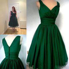 20+ Bottle green gown ideas | dresses, evening dresses, gowns