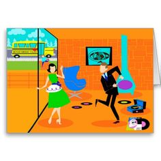 Shop Happy Retro Parents iPad Air Case created by StrangeLittleOnion. Mad Men Decor, Light Blue Dress Shirt, Globe Art, Retro Housewife, Retro Cartoons, Ipad Air Case, Best Dance, Family Humor, How To Make Breakfast