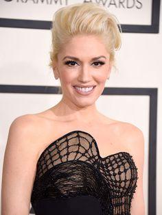 Gwen rockin it at the Grammys