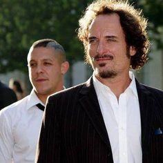 Theo Rossi and Kim Coates both looking good.
