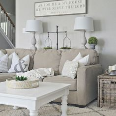 Love this style! So bright and inviting.
