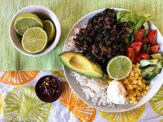 Tex-Mex Burrito Bowls   Brenda Janschek Health & Lifestyle