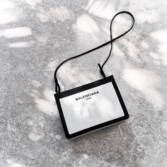 no rain, no flowers ❁ // White Balenciaga, Balenciaga Bag, Luxury Purses, Luxury Bags, Sacs Design, Mode Glamour, Paris Mode, Cute Purses, Cute Bags