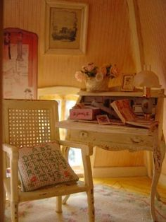 lovely french dollhouse blog