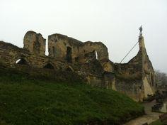 Valkenburg Castle Ruins, Valkenburg Netherlands
