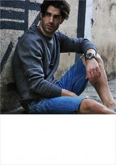 Onofre Contrera for Men's Health Kazakhstan by Gui Costa