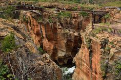 Bourke's Luck Potholes, Mpumalanga, South Africa | by South African Tourism