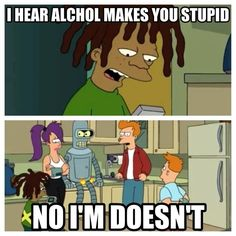When Fry proved a point.