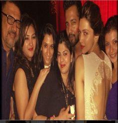 Shahrukh Khan, Deepika Padukone party away in Dubai
