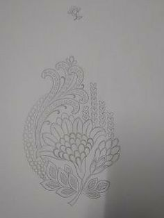 Hand Embroidery Patterns Free, Border Embroidery Designs, Hand Embroidery Videos, Embroidery Motifs, Jewelry Box Store, Paisley Background, Hand Work Blouse Design, Paisley Art, Jewelry Making Classes