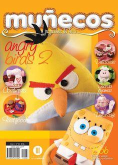 MUÑECOS Y JUGUETES DE TELA No. 64 - Marcia M - Álbumes web de Picasa