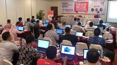 Alamak paten kali. Sampai tidak percaya kalau di Medan sudah ada tempat belajar internet marketing dan bisnis online. Mau daftar ah.