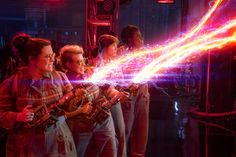 Ghostbusters Is No. 2 Behind Secret Life of Pets but Sonys Giddy