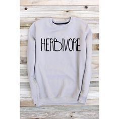 Vegan Sweater Plant Powered Vegan T Shirt Vegan Tshirt Vegan Tee Yoga... (47 CAD) ❤ liked on Polyvore featuring tops, t-shirts, pullovers, silver, sweaters, women's clothing, vegan t shirts, faux leather sleeve shirt, yoga tops and yoga shirt