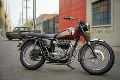 triumph desert sled - Google Search