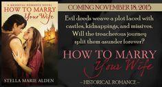 Book-o-Craze: Book Blitz {Excerpt & Giveaway} -- How To Marry Yo...