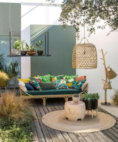 Zo creëer je een Ibiza tuin!