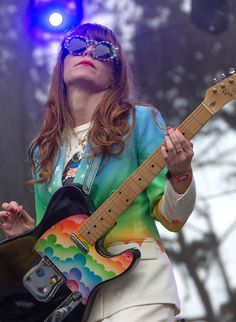 Jenny Lewis performs during the Outside Lands Music and Arts Festival at Golden Gate Park in San Francisco, on Aug. 8, 2014. Check out other Celebs Spotted at Golden Gate Park! http://celebhotspots.com/hotspot/?hotspotid=30754&next=1