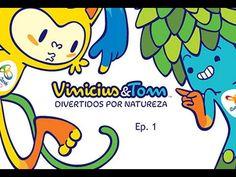 Vinicius e Tom - Divertidos por Natureza - Episódio 01 - YouTube
