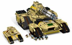 Do you like game Command and Conquer? Then this Mammoth for you! : lego