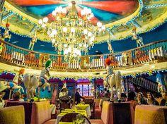 Hotel Negresco Restaurant  Nice, France