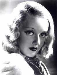Bette Davis:  This woman......this woman!!! She's got Bette Davis eyes.lol