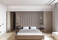 Bedroom Design Ideas – Create Your Own Private Sanctuary Master Bedroom Interior, Bedroom Bed Design, Home Room Design, Modern Bedroom Design, Dream Bedroom, Home Bedroom, Contemporary Bedroom Furniture, Bedroom Layouts, Minimalist Bedroom