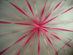 decor with streamers