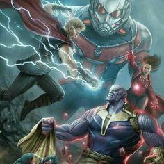 《Avengers: Infinity War》