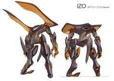 Alien Concept, Robot Concept Art, Mecha Suit, Alien Character, Gundam, Robots Characters, Arte Robot, Cool Robots, Mecha Anime