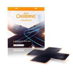 Anki OVERDRIVE Expansion Track Collision