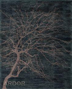 col. Contemporary / TREE Dark celadon / coper