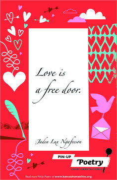 #love #poem #freedom #NPM14 #poetry