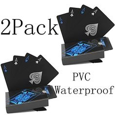Playing Cards,youkexin Plastic PVC Poker Waterproof Classic Magic Playing Cards Sets 54pcs/Deck   2 Pack. #Playing #Cards,youkexin #Plastic #Poker #Waterproof #Classic #Magic #Cards #Sets #pcs/Deck #Pack