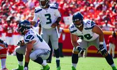 Seahawks show similar early weaknesses in season opener = Driving down midfield during the tail end of the third quarter, the Seattle Seahawks looked primed to extend their 6-3 lead over the Miami Dolphins. It didn't come in the typical fashion, with Russell Wilson extending plays or.....