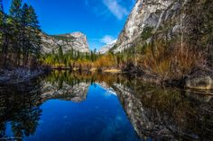 Photo Yosemite Valley Reflections 9 by Mark Cote on 500px