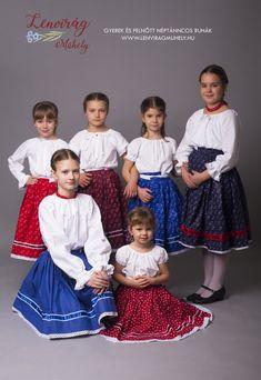 Néptánc, népviselet ,pörgős próbaszoknyák, kékfestő szoknyák Folk Costume, Costumes, Asd, Disney Characters, Fictional Characters, Disney Princess, Outfits, Clothes, Suits