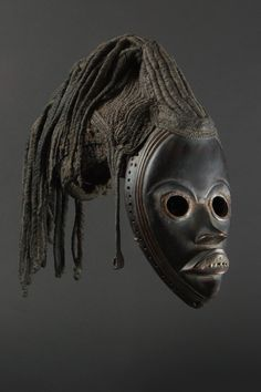 Dan Mask High Forehead, Africa Art, Masks Art, African Masks, African Culture, Ivory Coast, Ivoire, Fursuit, Picture Collection