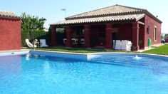 Holiday Villa in Seville Province. Up to 5 pers. La Puebla de Cazalla.
