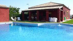 Holiday Villa in Seville Province. Up to 5 pers. La Puebla de Cazalla.