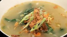 In this episode, Chef Tomy presents to you Mie Ayam Bangka or the Chicken Noodle Soup from Bangka.